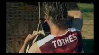 Pepsi Ads - Sand 60 sec. -Top Football Player