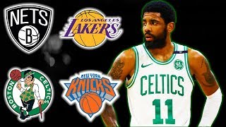 The TRUTH About Kyrie Irving's Free Agency