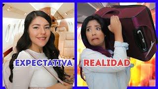 EXPECTATION VS REALITY TRAVEL | LOS POLINESIOS