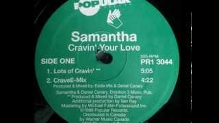 Samantha  – Cravin