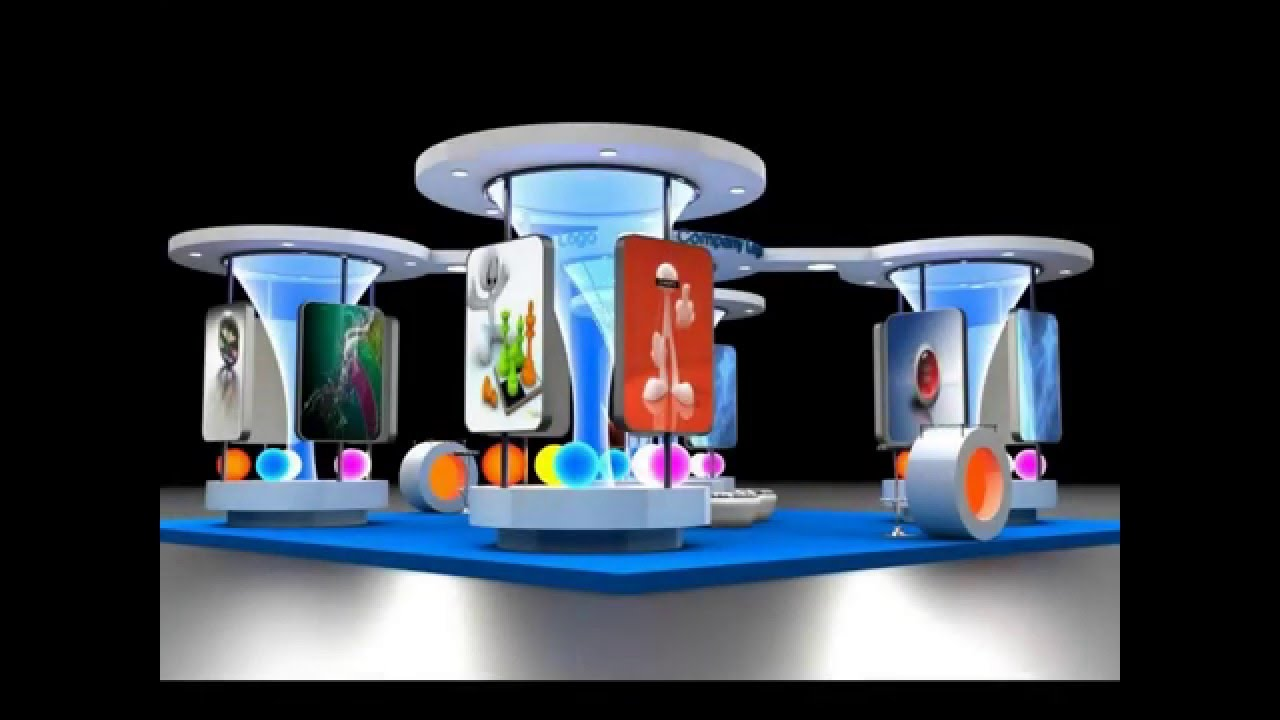 Modern Exhibition Stand Yet : Exhibition design by sbmdesign youtube