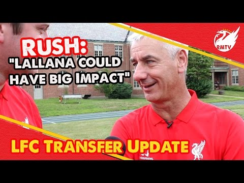 """Lallana Could Have a Big Impact"" 