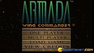 Wing Commander: Armada gameplay (PC Game, 1994)