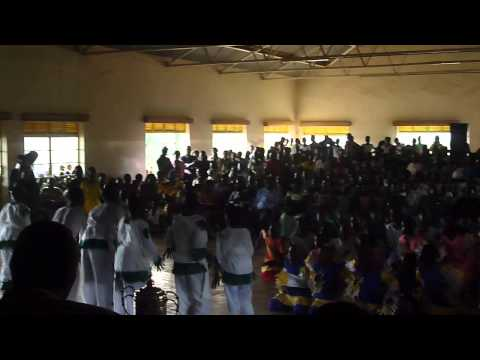 Uganda National Music Festival 2012 - Police Primary Creative Dance 3