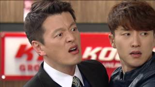 [lady of storm] 폭풍의 여자 127회 - Moo-Young punched out Hyun-Sung! 무영, 현성을 주먹으로 치다!! 20150428