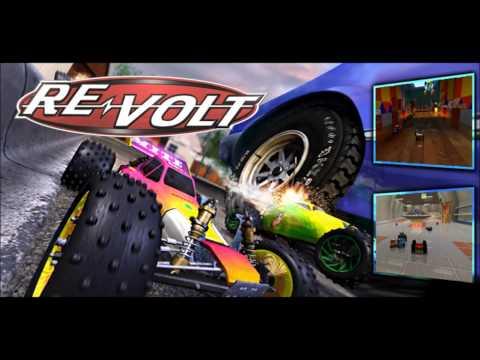 REVOLT - Main menu (soundtrack, music, HD)