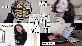 Baixar (AD) FIRST FULL DAY BACK IN THE UK VLOG | GETTING BACK INTO MY HOME ROUTINE (AFTER 3 MONTHS AWAY)