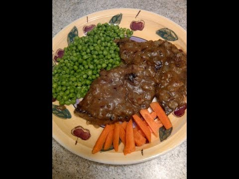 How to Cook Down-South Smothered Liver & Onions with Gravy: Cooking with Kimberly
