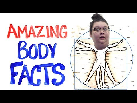 YOUR BODY IS AMAZING ft. Christine Sydelko