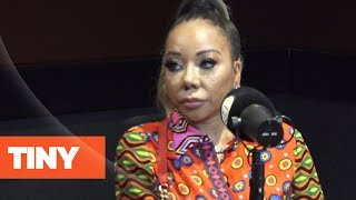 Tiny On Relationship w/ T.I., How They Met + Story Behind TLC's 'No Scrubs'