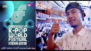 k pop contest india 2018 grand finale delhi