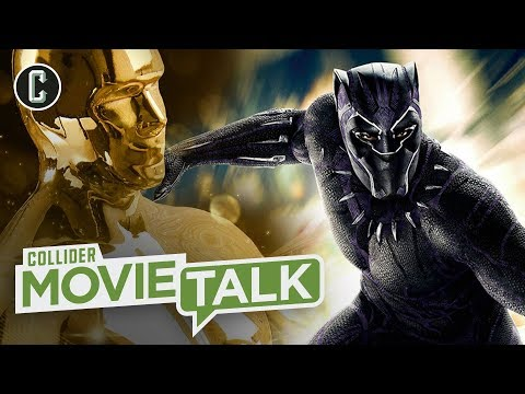 Black Panther Is the First Superhero Movie to Get a Best Picture Nomination - Movie Talk