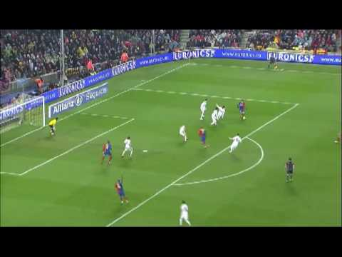 Barcelona 2-0 R.Madrid 2008/2009 amazing Stadium feed HD thumbnail