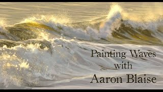 Wave Speed Paint in Photoshop Time Lapse