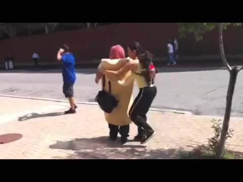 Hotdog dry hump