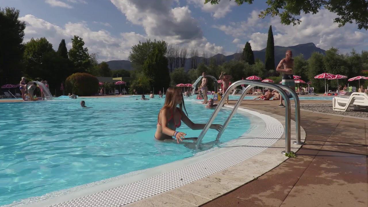Fornella Camping & Wellness Resort 5 stelle - YouTube