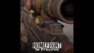 Homefront: The Revolution Multiplayer/ MARKSMAN RIFLE Gameplay