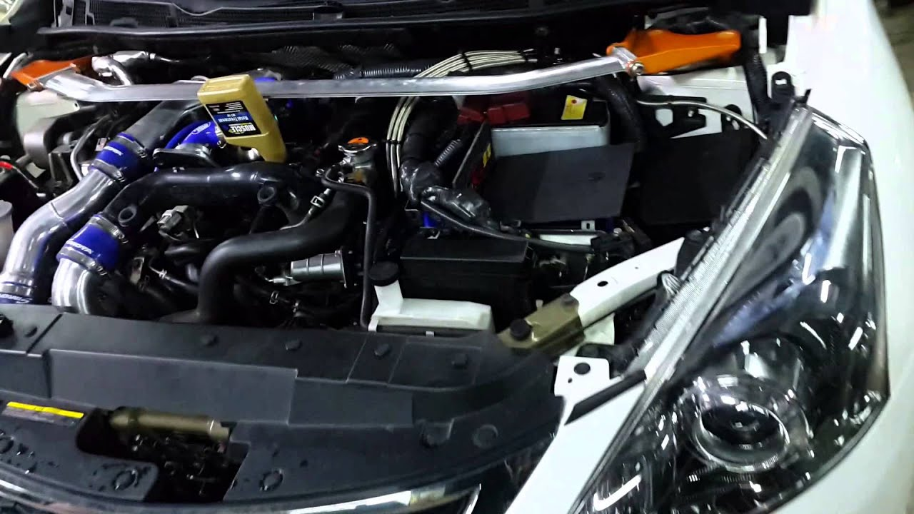 Nissan Big Tiida Turbo