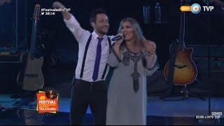 Solo Le Pido A Dios - Amaia Montero & Luciano Pereyra (Festival de Villa María 2016)