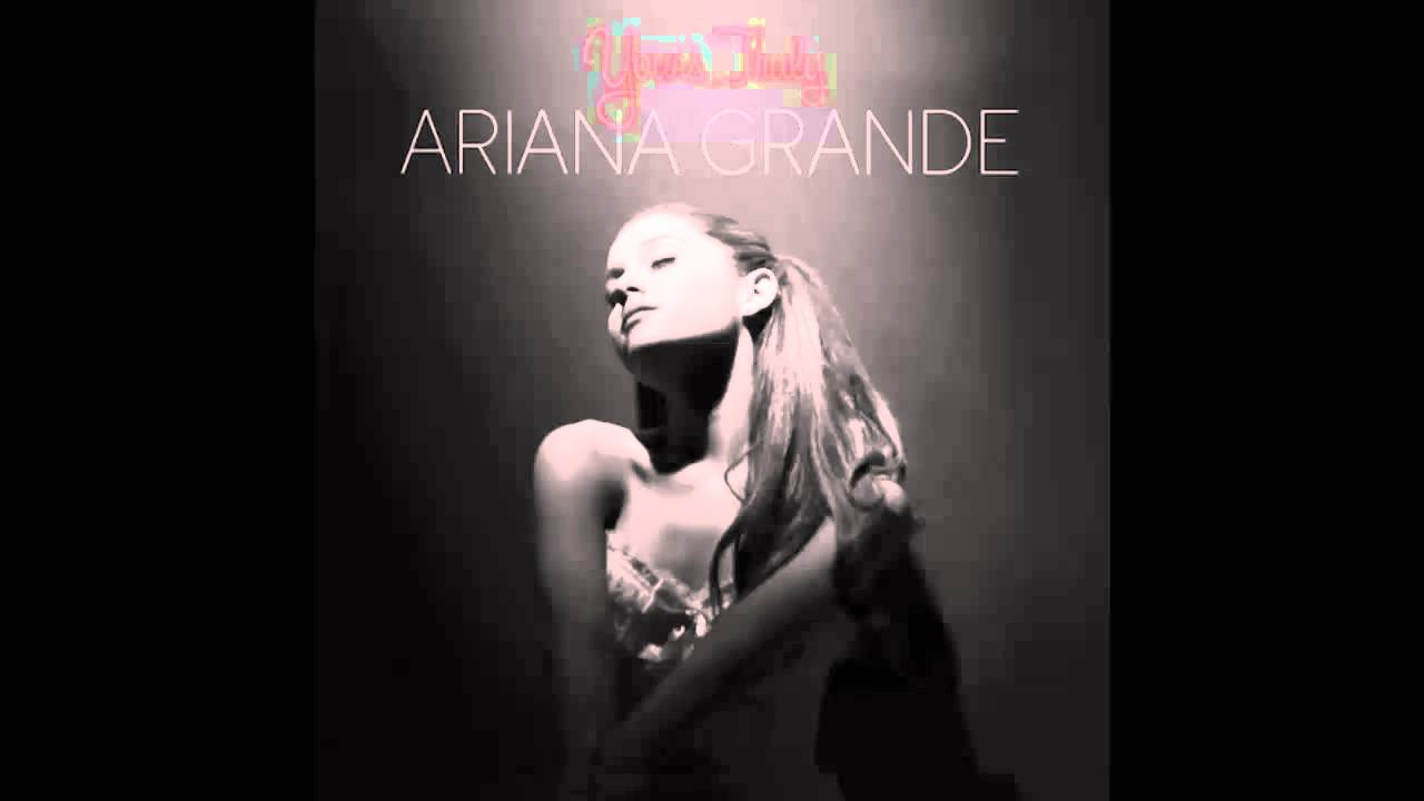 Ariana grande tattooed heart kid version youtube for Tattooed heart ariana grande