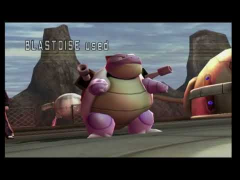 Pokemon Battle Revolution Rank 8 Magma Colosseum Lv 50 All