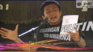 Puisi Sunda Langlayangan Peuting (Godi Suwarna)-Serat Gumiwang (Toni Lesmana) Ku Novrizal AF