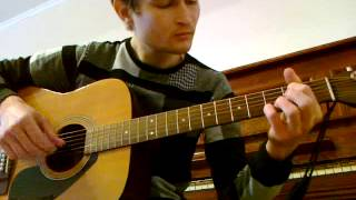 River Flow in You (Yiruma) on a guitar