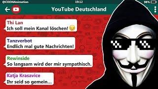 Der GAME MASTER ist wieder DA! 😱😂 | YouTuber in einer WhatsApp Gruppe