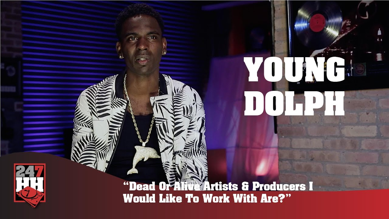 Download Young Dolph - Dead Or Alive Artists & Producers I Would Like To Work With Are? (247HH Exclusive)