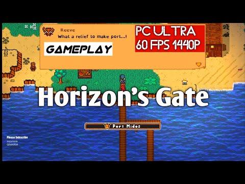 Horizon's Gate Gameplay PC Ultra - 1440p - GTX 1080Ti - i7 4790K Test - 동영상