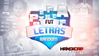 HÁNDICAP FUT DRAFT | EP.14 | LETRAS RANDOM !!!!