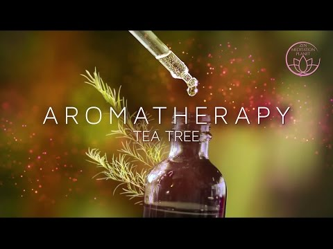 Tea Tree Oil - Soft Therapeutic Music, Aromatherapy Scent of Life Series