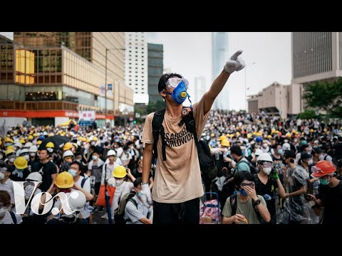 Hong Kong's huge protests, explained