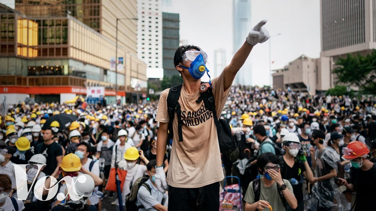 Hong Kong's huge protests, explained - YouTube