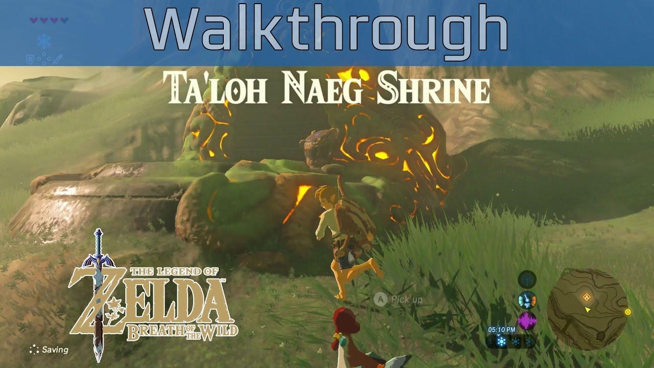 Taloh Naeg Shrine