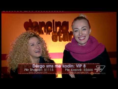 DWTS Albania 5 - Evi & Ermira - Bollywood - Nata e tete - Show - Vizion Plus