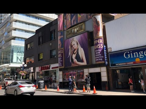 Hundreds At Toronto Strip Club Possibly Exposed To Covid 19 Youtube
