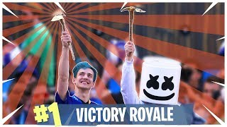 Fortnite Celebrity Pro-AM Highlights (Fortnite Epic and Funny Moments Ep.53)