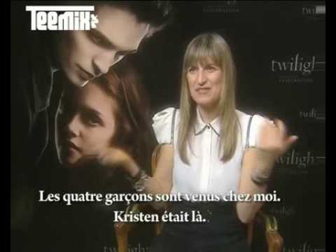Teemix Catherine Hardwicke Twilight  :