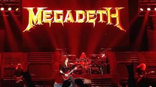 backstage megadeth prudential center on 14oct16 rock n roll reality a concert vlog
