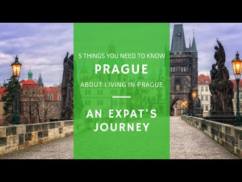 5 Things to Know About Living In Prague (Expat Talks)