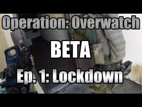Prison MilSIM - Operation: Overwatch (BETA) - Ep. 1: Lockdown - Feat. BBRMilSim