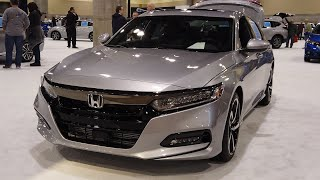2020 Honda Accord 2.0T Sport - Exterior And Interior