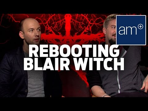Blair Witch Interview With Adam Wingard & Simon Barrett