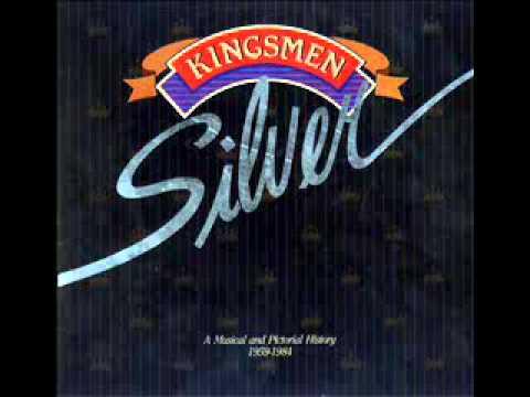 1984 Kingsmen Silver (1959-1984) (Kingsmen Quartet)