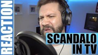 SCANDALO IN TV | REACTION
