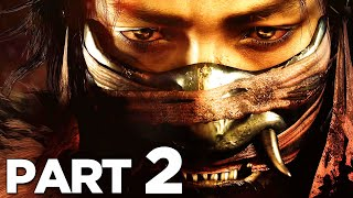 NIOH 2 Walkthrough Gameplay Part 2 - WILLIAM (FULL GAME)