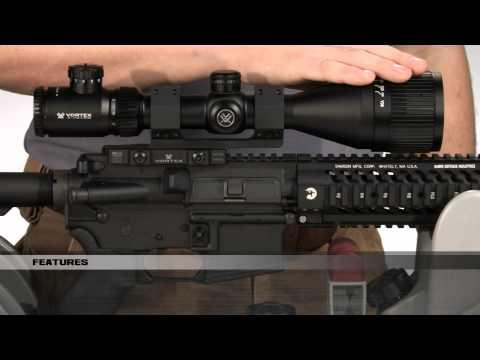 Crossfire II 3-12X56 AO Hog Hunter Riflescope