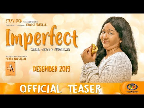 IMPERFECT: Karier, Cinta & Timbangan - Official Teaser Trailer