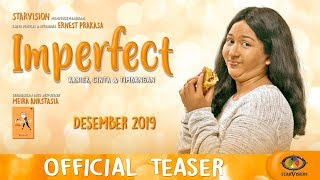 IMPERFECT Karier, Cinta & Timbangan - Official Teaser Trailer